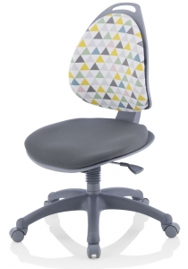 Kettler Kinder Drehstuhl Berri Colored Triangle Schreibtischstuhl