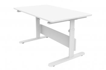 Flexa Study Kinderschreibtisch Evo I - hochwertiger Schreibtisch weiß