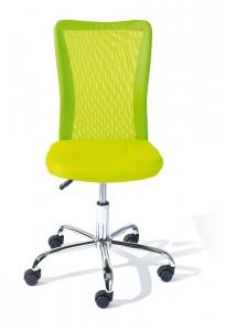 Kinder Drehstuhl Bonnie grün - Interlink Schreibtischstuhl