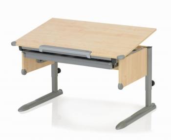 Kettler Schreibtisch College Box II - Ahorn / Silber