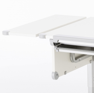 Kettler Seitenplatte Weiß für College Box II Comfort II & Cool Top II