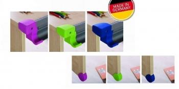 Farbset Kantenschutz wahlweise für College Box II oder Comfort II