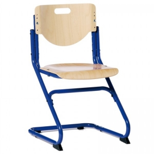 Kettler Kinderstuhl Chair Plus - Buche / Blau
