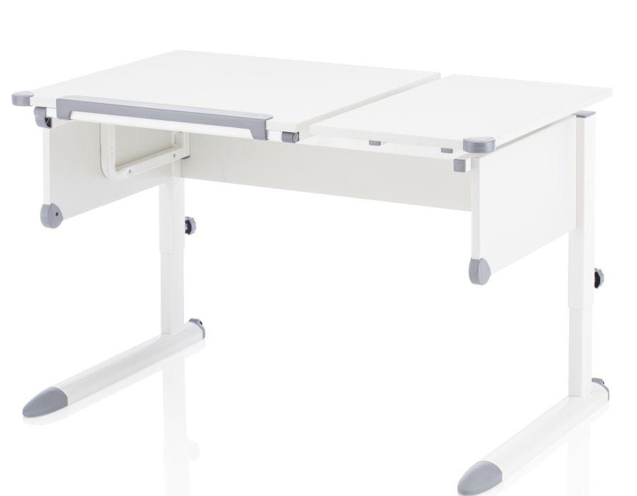 Kettler Schreibtisch Kids Comfort Weiss Weiss