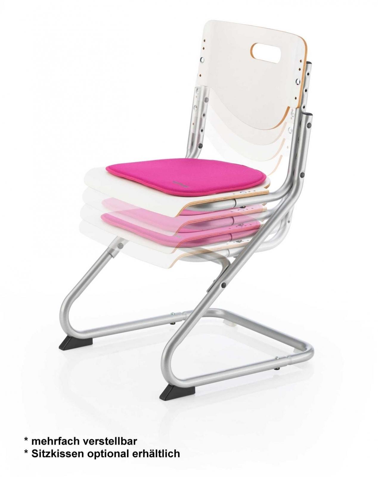 kettler kinderstuhl chair plus silber wei. Black Bedroom Furniture Sets. Home Design Ideas