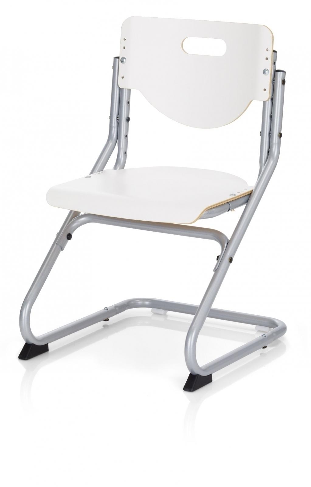 Kettler Kinderstuhl Chair Plus Silber Weiß