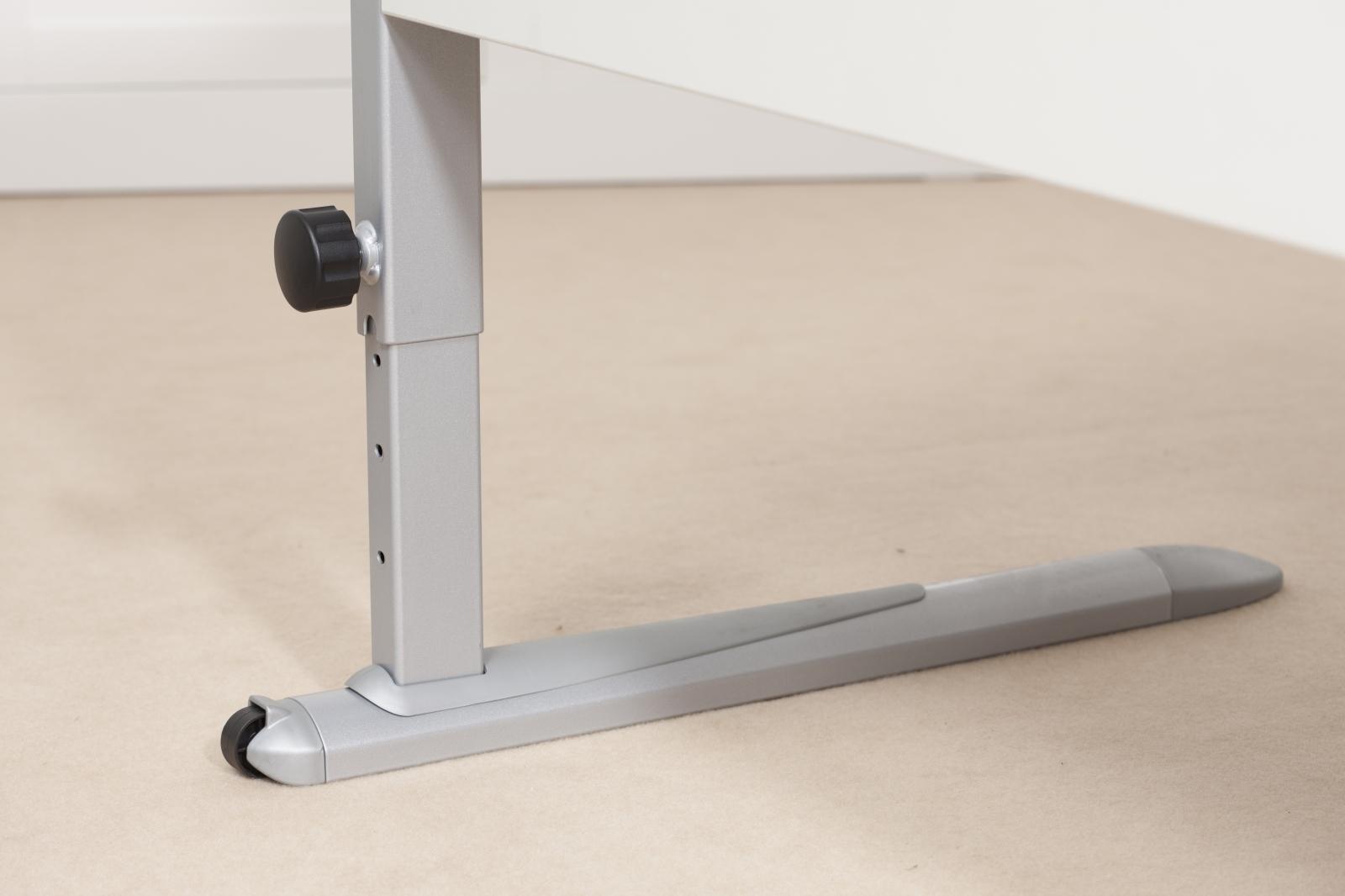 Beeindruckend Coole Schreibtische Ideen Von Kettler Schreibtisch Ii - Weiß /silber