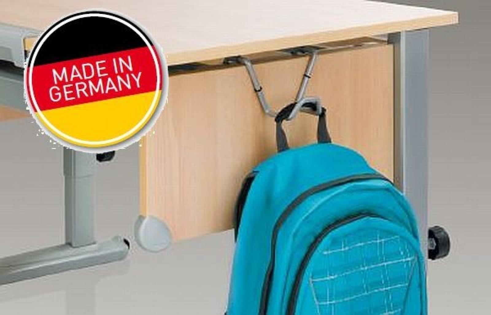 kettler taschenhaken f r schreibtisch. Black Bedroom Furniture Sets. Home Design Ideas