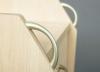 Rollcontainer Novo für Schreibtisch Ahorn Nachbildung - Interlink Schubladenschrank