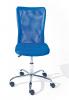 Kinder Drehstuhl Bonnie blau - Interlink Schreibtischstuhl