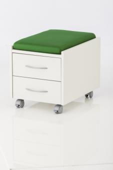Kettler Sitzkissen - dunkelgrün - für Sit on und Logo Trio Box