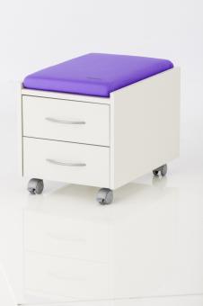 Kettler Sitzkissen - Flieder - für Sit on und Logo Trio Box