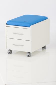 Kettler Sitzkissen - Hellblau - für Sit on und Logo Trio Box