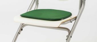 Kettler Sitzkissen dunkelgrün - für den Stuhl Chair Plus