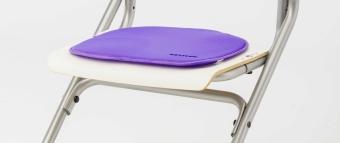 Kettler Sitzkissen flieder - für den Stuhl Chair Plus