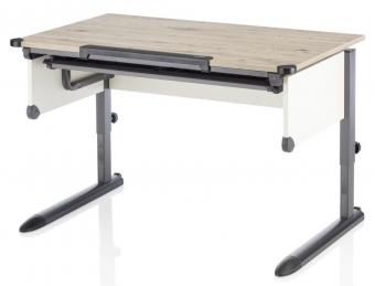 Kettler Schreibtisch Kids College Box - Eiche / Anthrazit