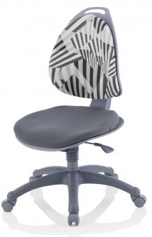 Kettler Kinder Drehstuhl Berri Colored Grau Schreibtischstuhl