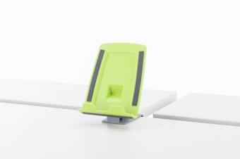 Kettler Tablethalter - Handyhalter grün für Schreibtische