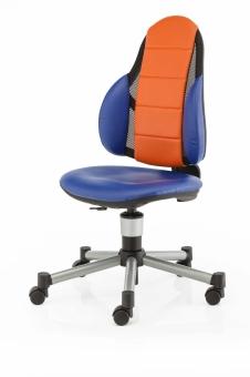 Kettler Kinderdrehstuhl Berri Free - blau/orange