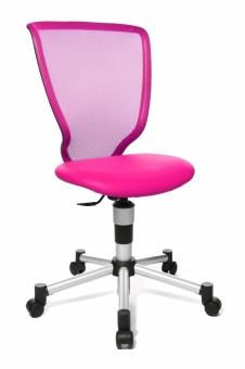 Topstar Drehstuhl Titan Junior - Farbe: Pink