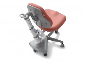 Flexa Drehstuhl Verto Misty Rose - Schreibtischstuhl für Kinder und Erwachsene