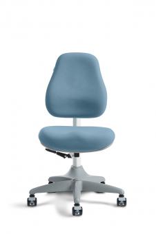 Flexa Drehstuhl Verto Frosty Blue - Schreibtischstuhl für Kinder und Erwachsene