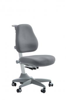 Flexa Drehstuhl Verto Mountain Grey - Schreibtischstuhl für Kinder und Erwachsene