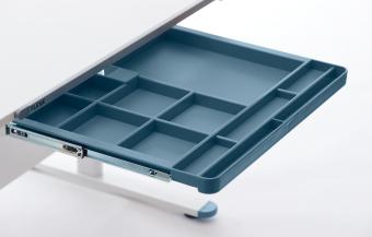 Flexa Schublade Frosty Blue für Schreibtisch Evo I & Evo II