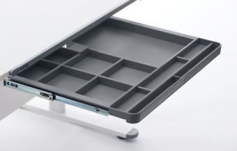 Flexa Schublade Mountain Grey für Schreibtisch Evo I & Evo II