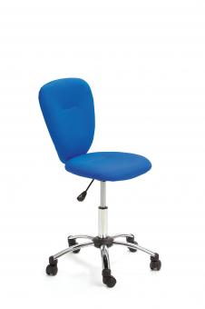 Kinder Drehstuhl Mali blau - Interlink Schreibtischstuhl