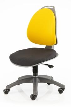 Kettler Kinder Drehstuhl Berri - Gelb Schreibtischstuhl