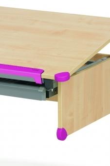 Kettler Kantenschutz pink / lila - für College Box II, Cool Top II, Little