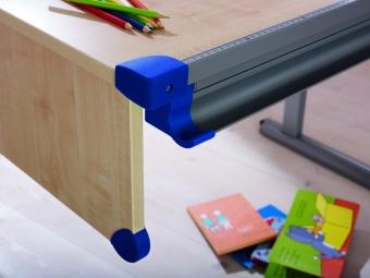 Kettler Kantenschutz blau für Comfort II und School II
