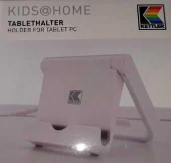 Kettler Tablethalter basic - Handyhalter weiss