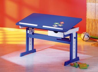 Inter Link Kinderschreibtisch PACO blau