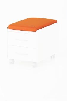 Kettler Sitzkissen - orange - für Sit on und Logo Trio Box