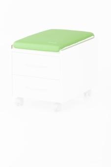 Kettler Sitzkissen - hellgrün - für Sit on und Logo Trio Box