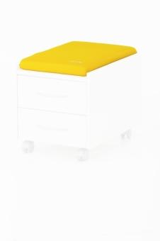 Kettler Sitzkissen - gelb - für Sit on und Logo Trio Box