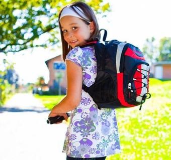 linofant Kinderrucksack für Freizeit, Kindergarten, Sport
